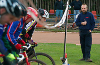 Cycle Speedway - Ipswich CSC Training - 2nd June 2015