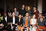 Project Runway at Samantha Black Fashion Show - NYC Fashion Week - September 7, 2013 - New York City, NY (Photo by Sue Coflin/Max Photos)