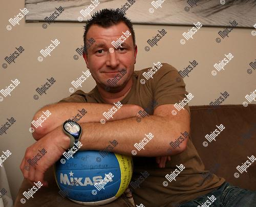 2008-11-26 / Volleybal / VC Retie / Dominic Maeriën..Foto: Maarten Straetemans (SMB)