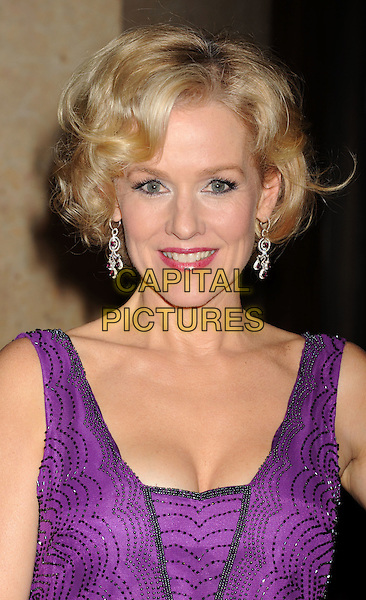 Penelope Ann Miller.The 62nd Annual ACE Eddie Awards at the Beverly Hilton Hotel in Beverly Hills, California, USA..February 18, 2012.headshot portrait purple .CAP/ROT/TM.©Tony Michaels/Roth Stock/Capital Pictures