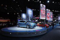 2012 New York International Auto Show, United States. 4/04/2012.  Photo by Kena Betancur / VIEWpress.