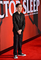 "LOS ANGELES, USA. October 30, 2019: Jacob Tremblay at the US premiere of ""Doctor Sleep"" at the Regency Village Theatre.<br /> Picture: Paul Smith/Featureflash"