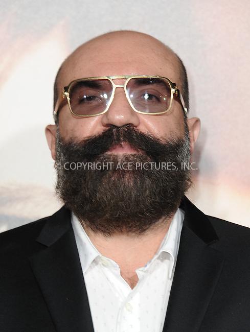WWW.ACEPIXS.COM<br /> <br /> November 21 2015, LA<br /> <br /> Paco Delgado arriving at the premiere of Focus Features' 'The Danish Girl' at the Westwood Village Theatre on November 21, 2015 in Westwood, California. <br /> <br /> <br /> By Line: Peter West/ACE Pictures<br /> <br /> <br /> ACE Pictures, Inc.<br /> tel: 646 769 0430<br /> Email: info@acepixs.com<br /> www.acepixs.com