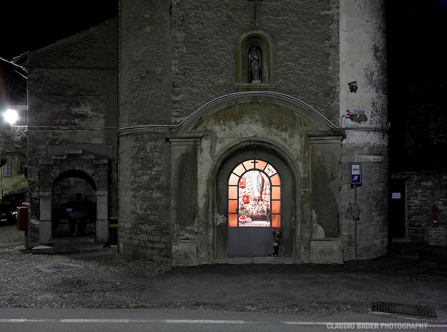Chiesa di S. Tommaso Beckett, Dervio, Lago di Como, Lario