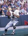 Oakland Raiders Daryle Lamonica (3) in action during a game from his 1971 season. Daryle Lamonica played for 12 season with 2 different team and was a 5-time Pro Bowler.