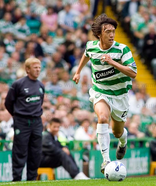 Shunsuke Nakamura, Celtic.stock season 2005-2006.pic willie vass