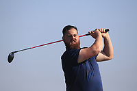 Cian Dullaghan (Greenore) on the 2nd tee during Round 2 of the East of Ireland Amateur Open Championship 2018 at Co. Louth Golf Club, Baltray, Co. Louth on Sunday 3rd June 2018.<br /> Picture:  Thos Caffrey / Golffile<br /> <br /> All photo usage must carry mandatory copyright credit (&copy; Golffile | Thos Caffrey)