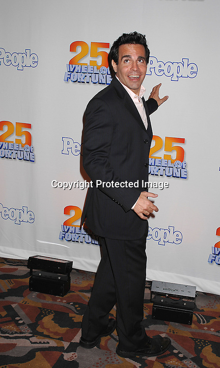 """Mario Cantone..at The 25th Anniversary party for """"Wheel of Fortune"""" ..on September 27, 2007 at Radio City Music Hall, where they will tape 3  weeks of shows.....photo by Robin Platzer, Twin Images....212-935-0770"""