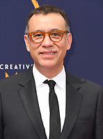 09 September 2018 - Los Angeles, California - Fred Armisen. 2018 Creative Arts Emmy Awards - Arrivals held at Microsoft Theater. <br /> CAP/ADM/BT<br /> &copy;BT/ADM/Capital Pictures