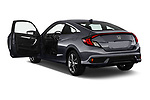 Car images of 2019 Honda Civic-Coupe EX 2 Door Coupe Doors