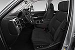 Front seat view of 2019 Chevrolet Silverado-2500 LT 4 Door Pick-up Front Seat  car photos