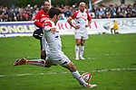 biarritz. pais vasco. rugby<br /> rugby match during the rugby french league, 02-03-14<br /> En la imagen :<br /> yachvili<br /> photocall3000 / rme