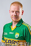 Seamus Scanlon., Kerry Senior Football team 2012.