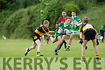Legion v Dr Crokes during their Feile na nÓg game in Legion GAA field on Friday evening (names to follow)