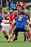 Tasman Makos v Otago, ITM Cup, 28 September 2014, Trafalgar Park, Nelson, New Zealand<br /> Photo: Marc Palmano/shuttersport.co.nz