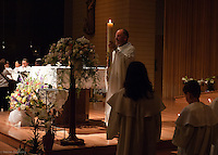 St. Sebastian Catholic Church Easter Vigil 2012