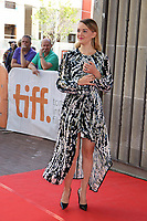 JESS WEIXLER - RED CARPET OF THE FILM 'WHO WE ARE NOW' - 42ND TORONTO INTERNATIONAL FILM FESTIVAL 2017