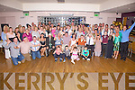 Suprise - A very suprised Murty Quirke from Listellick, Tralee, seated centre having a wonderful time at his 50th birthday party held in The Ballyroe Heights Hotel on Saturday night.