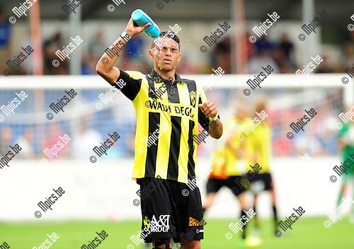 2014-07-20 / Voetbal / seizoen 2014-2015 / Lierse SK / Wanderson Maciel Sousa Campos<br /><br />Foto: mpics.be