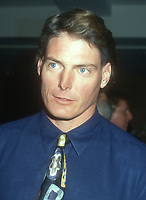Chris Reeve, 1993, Photo By Michael Ferguson/PHOTOlink