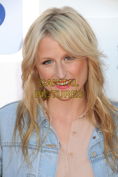 Mamie Gummer.CBS, CW, Showtime 2012 Summer TCA Party held at The Beverly Hilton Hotel, Beverly Hills, California, USA..July 29th, 2012.headshot portrait blue jean denim beige top .CAP/ADM/BP.©Byron Purvis/AdMedia/Capital Pictures.