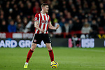 John Lundstram of Sheffield United during the Premier League match at Bramall Lane, Sheffield. Picture date: 5th December 2019. Picture credit should read: James Wilson/Sportimage