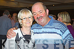 Devon Inn Ceili, Sunday 06-10-2013. Pictured from left to right : Patricia Whelan and Ed Dore of Rathmore.