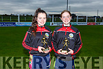 Cillard camogie player Amy McCarthy won Player of the match for the County Final 2019  and Player of the match in the Cup Final 2019 went to Ella Buckley.