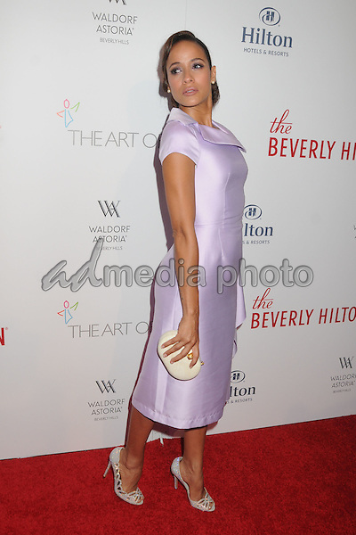 21 August 2015 - Beverly Hills, California - Dania Ramirez. The Beverly Hilton 60th Anniversary Party held at The Beverly Hilton Hotel. Photo Credit: Byron Purvis/AdMedia