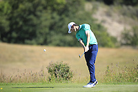 Tiarnon McLarnon (IRL) during the third round of the European Amateur Championship played at the Royal Hague Golf and Country Club, The Hague, Netherlands. 29/06/2018<br /> Picture: Golffile | Phil Inglis<br /> <br /> All photo usage must carry mandatory copyright credit (&copy; Golffile | Phil Inglis)