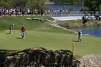 Bernd Wiesberger (AUT) on the 11th during the 2nd round at the WGC Dell Technologies Matchplay championship, Austin Country Club, Austin, Texas, USA. 23/03/2017.<br /> Picture: Golffile | Fran Caffrey<br /> <br /> <br /> All photo usage must carry mandatory copyright credit (&copy; Golffile | Fran Caffrey)