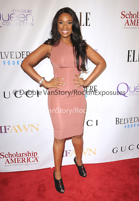 Jennifer Hudson at The 2nd annual Mary J. Blige Honors Concert to benefit FFAWN's Scholarship Fund held at Hammerstein Ballroom in NY, California on May 01,2011                                                                               © 2011 Hollywood Press Agency