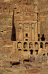 Urn Tomb. Middle East. Jordan. Petra