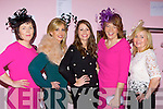Margaret Murphy, Elaine Cronin, Mary Hickey Kerry Rose, Noreen McSweeney, and Carmel O'Keeffe at the fashion show in aid of the Children of Chernobyl at Rathmore Community Centre on Thursday night