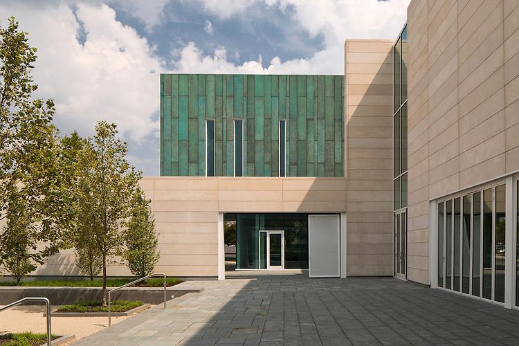 Columbus Museum of Art Margaret M. Walter Wing | Design Group and Corna Kokosing