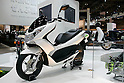 Honda PCX on display during the first press day for the 41th Tokyo Motor Show, 21 October 2009 in Tokyo (Japan). The TMS will be open for the public from 23 October 2007 to 4 November 2009.