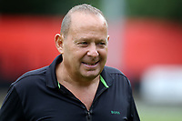 Welling United Manager, Mark Goldberg during Welling United vs Charlton Athletic, Friendly Match Football at the Park View Road Ground on 13th July 2019