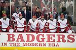 2012-13 NCAA Hockey: Bemidji State at Wisconsin