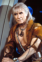 Star Trek II: The Wrath of Khan (1982) <br /> Ricardo Montalban<br /> *Filmstill - Editorial Use Only*<br /> CAP/KFS<br /> Image supplied by Capital Pictures