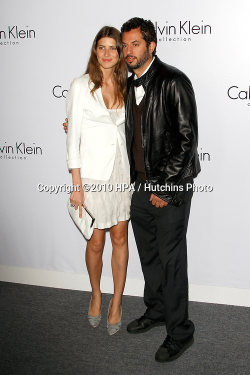 Guy Oseary.arriving at the Calvin Klein collection and LOS ANGELES NOMADIC DIVISION Present a Celebration of L.A. ARTS MONTH.Calvin Klein Store.Los Angeles, CA.January 28, 2010.©2010 HPA / Hutchins Photo....
