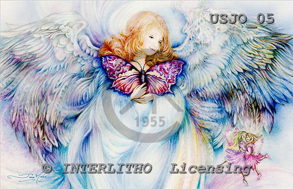 Marie, MODERN, MODERNO, paintings+++++AngelofFreedom,USJO05,#N# Joan Marie angel