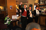 Bodmin Wassailers old New Years Day 6th January 2016<br />