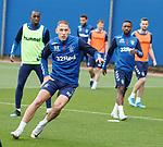 28.08.2019 Rangers training: Nikola Katic