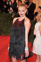 Kate Bosworth at the 'Schiaparelli And Prada: Impossible Conversations' Costume Institute Gala at the Metropolitan Museum of Art on May 7, 2012 in New York City. © mpi03/MediaPunch Inc.