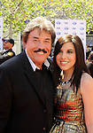 Tony Orlando and daughter at the 2010 American Idol Finale at Nokia Theatre in Los Angeles, May 26th 2010...Photo by Chris Walter/Photofeatures