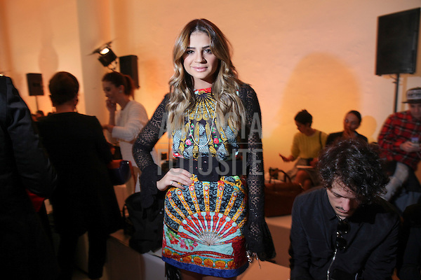 Thassia Naves<br /> <br /> <br /> Reinaldo Louren&ccedil;o<br /> <br /> S&atilde;o Paulo Fashion Week- Ver&atilde;o 2016<br /> Abril/2015<br /> <br /> foto: Midori de Lucca/ Ag&ecirc;ncia Fotosite