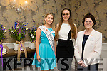 Danielle O'Sullivan, Kerry Rose 2016, Ann Marie Hayes, Kerry Rose 2012 and Therese Collins Former Rose of Tralee at the Nurture Seminar Supporting Women's Mental Health in the Rose Hotel on Thursday