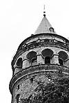 Galata Tower 02 - Galata Tower, Beyoglu, Istanbul, Turkey