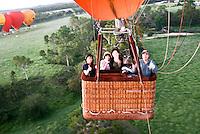 20120215 February 15 Hot Air Balloon Cairns