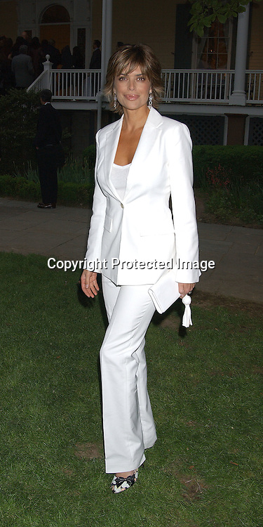 Lisa Rinna                                ..at Gracie Mansion for the Daytime Emmys party on May 15,2003 in NYC...Photo by Robin Platzer, Twin Images